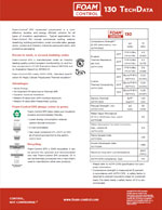Foam-Control 130 EPS Product Literature