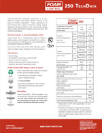 Foam-Control 250 EPS Product Literature