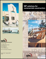 SIPA Commercial Construction Product Literature