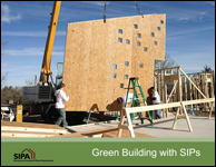 SIPA Green Building Product Literature