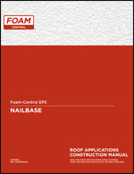 Foam-Control Nailbase Roof Construction Manual Product Literature
