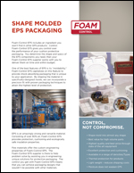 Foam-Control EPS Shape Molded Packaging Product Literature
