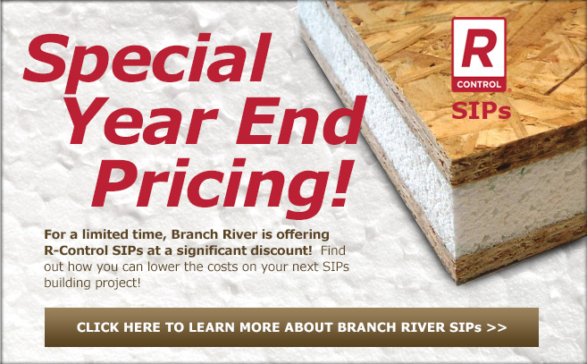 Branch River Year End Special
